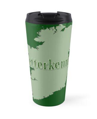 Letterkenny Ireland Map.Letterkenny Ireland With Map Of Ireland Travel Mugs By Greenbaby