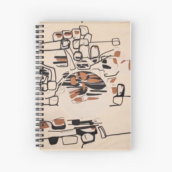 Record 2 Spiral Notebook