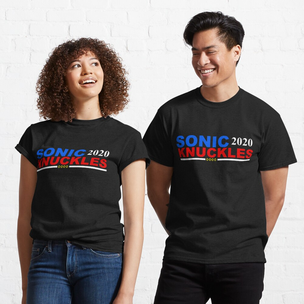 Sonic/Knuckles 2020 Classic T-Shirt