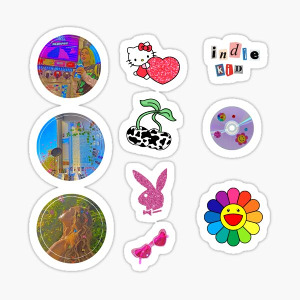 pack indépendant Sticker