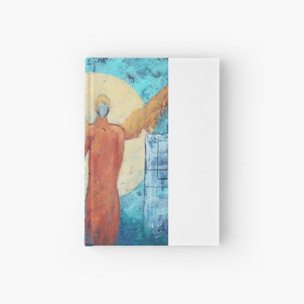 Guardian of the Gate Hardcover Journal