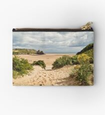 Three Cliffs Bay Studio Pouch