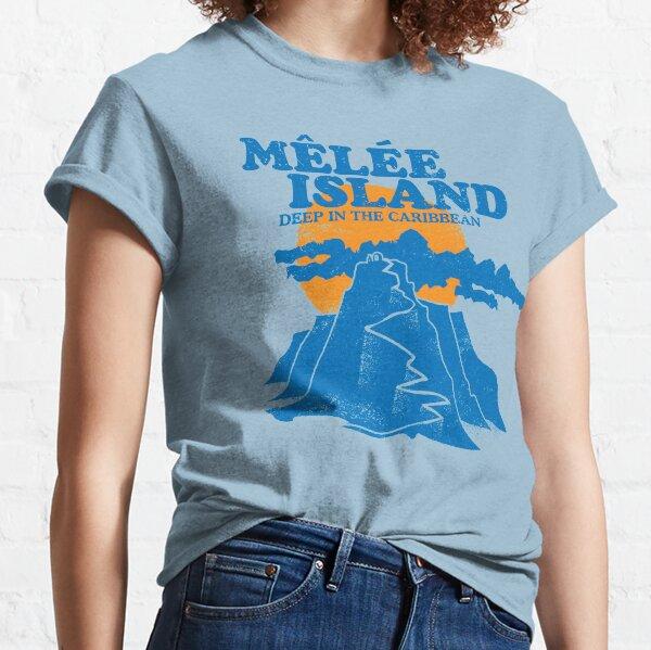 Île Mêlée T-shirt classique