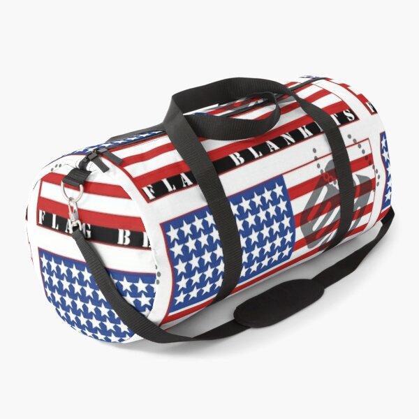FLAG BLANKETS - LOGO Duffle Bag