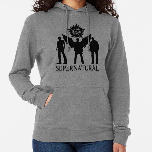 Supernatural - Team Free Will Lightweight Hoodie