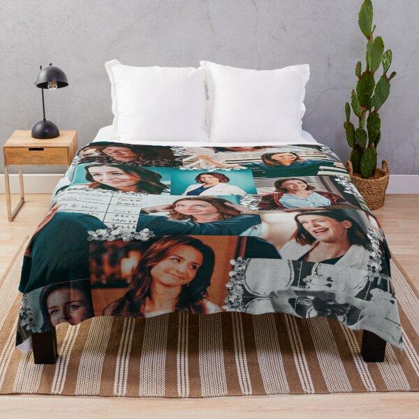 amelia shepherd collage :) Throw Blanket