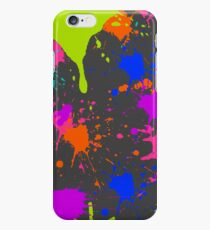 Splatoon ink iPhone 6 Case