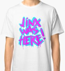 JINX WAS HERE Classic T-Shirt
