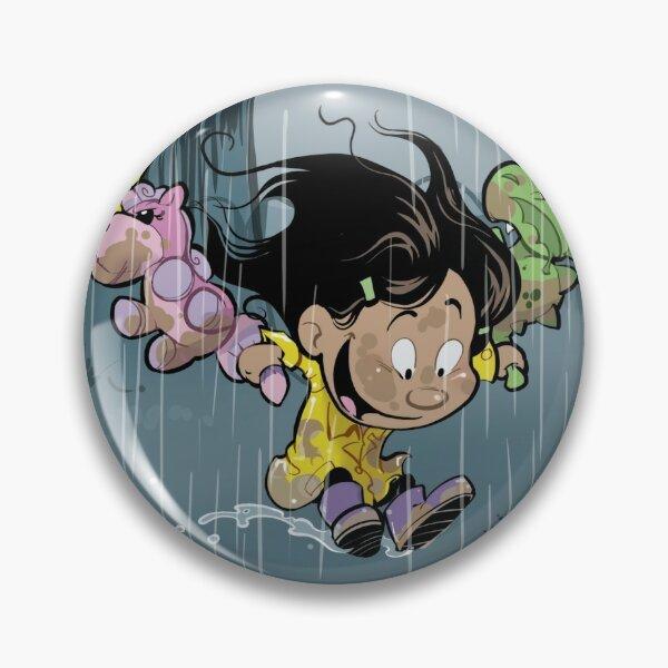 """""""Rainy Day"""" Pin"""