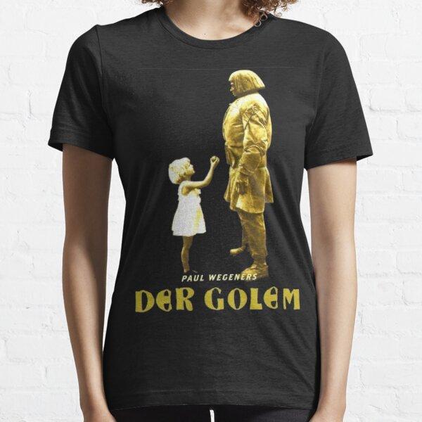 Der Golem Paul Wegener 1920 Germany Cult Movie Essential T-Shirt