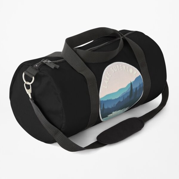 Lake Superior, Minnesota Duffle Bag