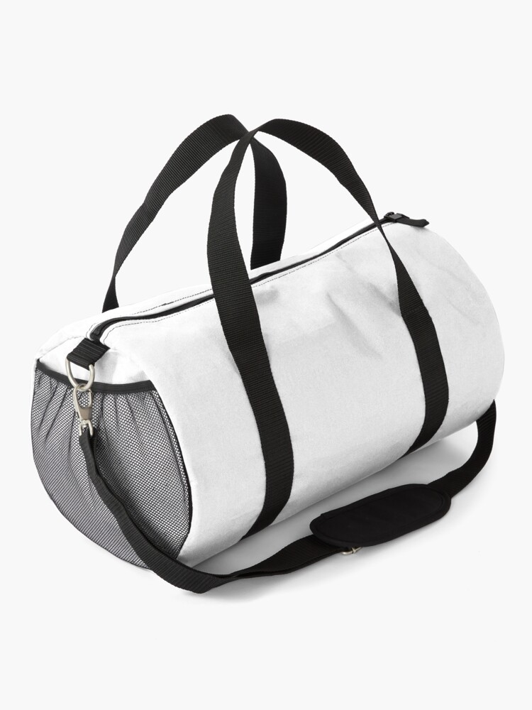 Alternate view of KC Ribs - White 1 Duffle Bag