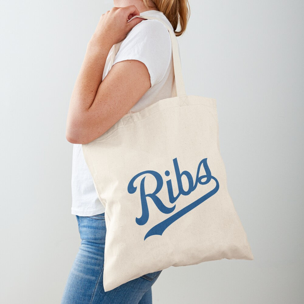 KC Ribs - White 1 Tote Bag
