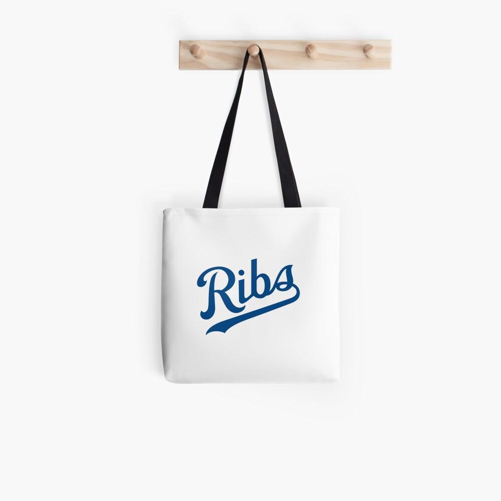 KC Ribs - White 1 Tote Bag