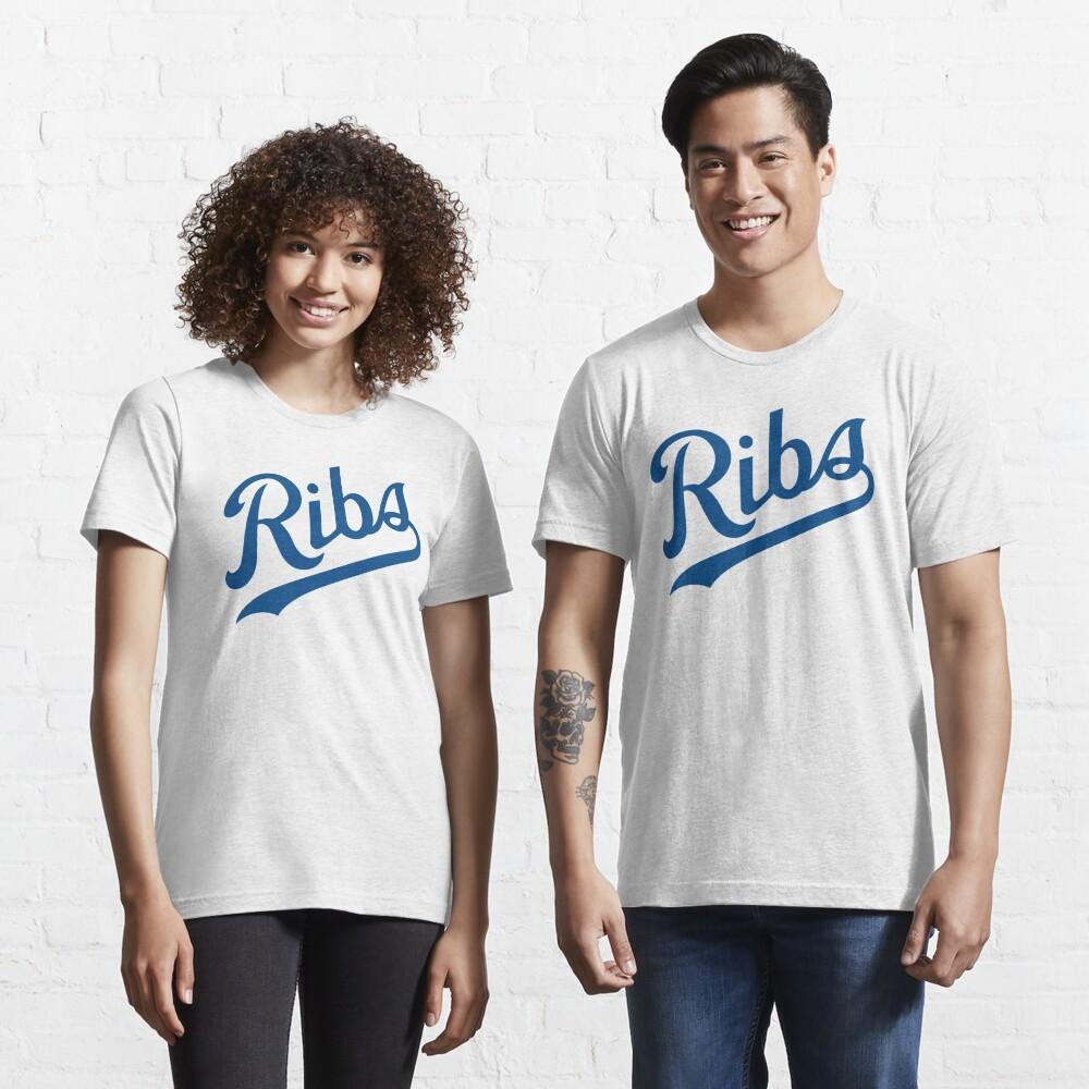 KC Ribs - White 1 Essential T-Shirt