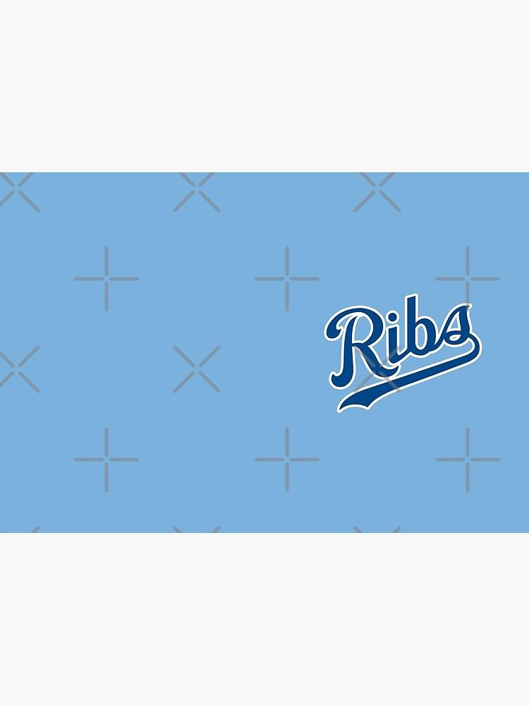 KC Ribs - Powder Blue 1 by SaturdayAC