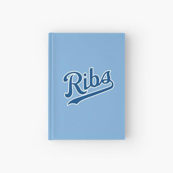 KC Ribs - Powder Blue 1 Hardcover Journal