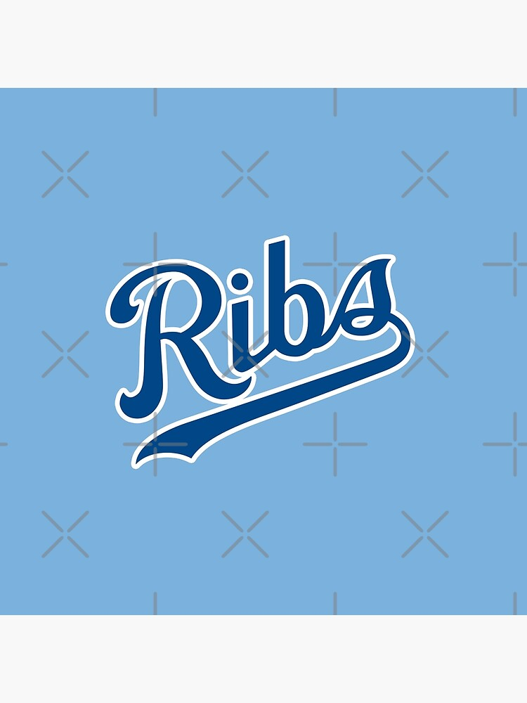KC Ribs - Powder Blue 1 by SaturdayAC