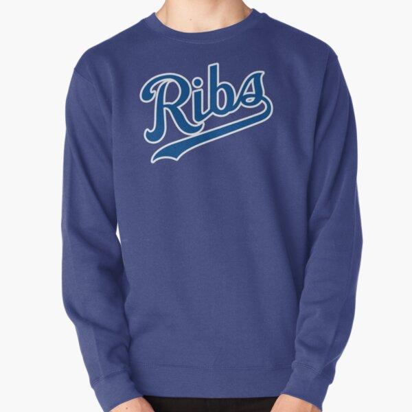 KC Ribs - Powder Blue 1 Pullover Sweatshirt