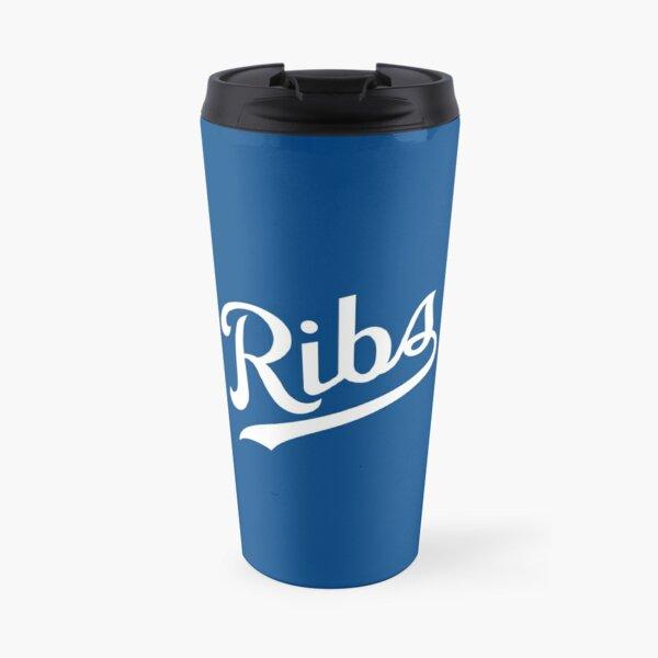KC Ribs - Blue 1 Travel Mug