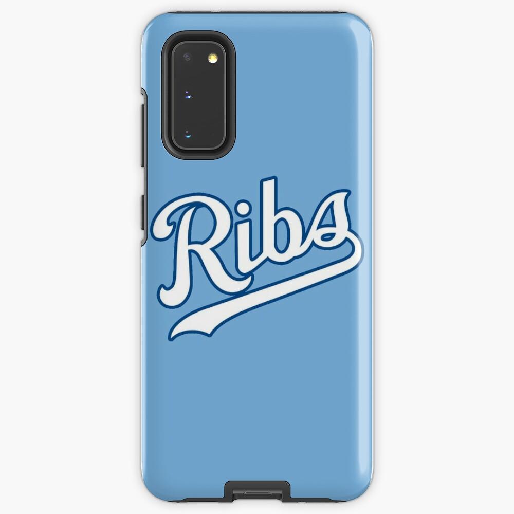 KC Ribs - Powder Blue 2 Case & Skin for Samsung Galaxy
