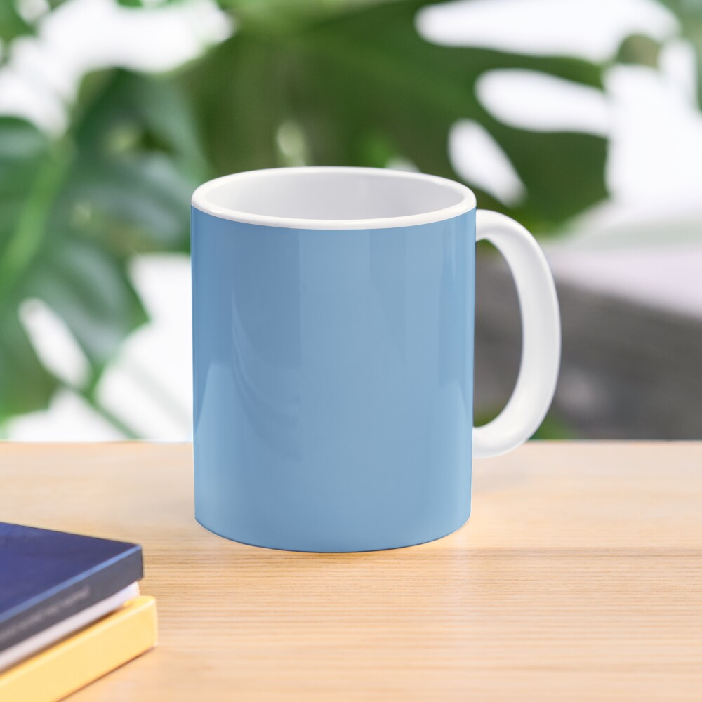 KC Ribs - Powder Blue 2 Mug