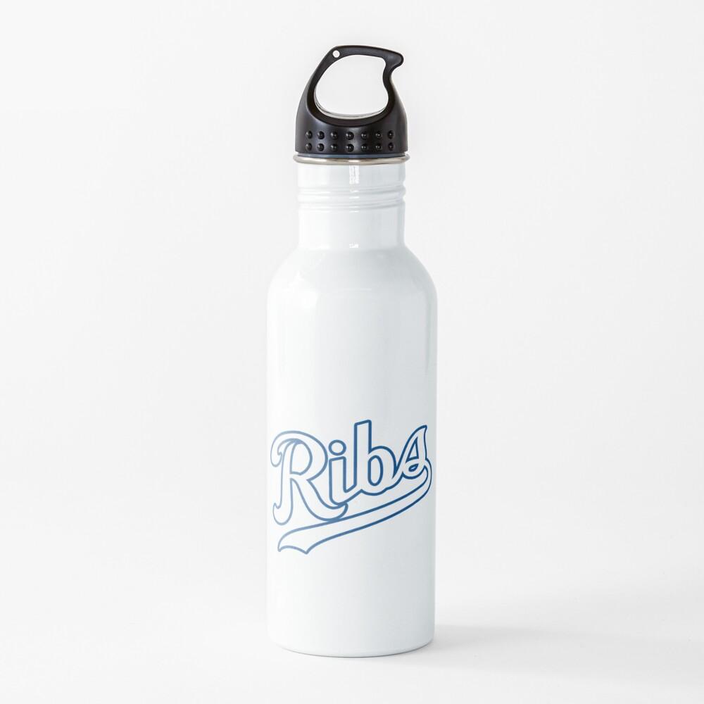 KC Ribs - Powder Blue 2 Water Bottle