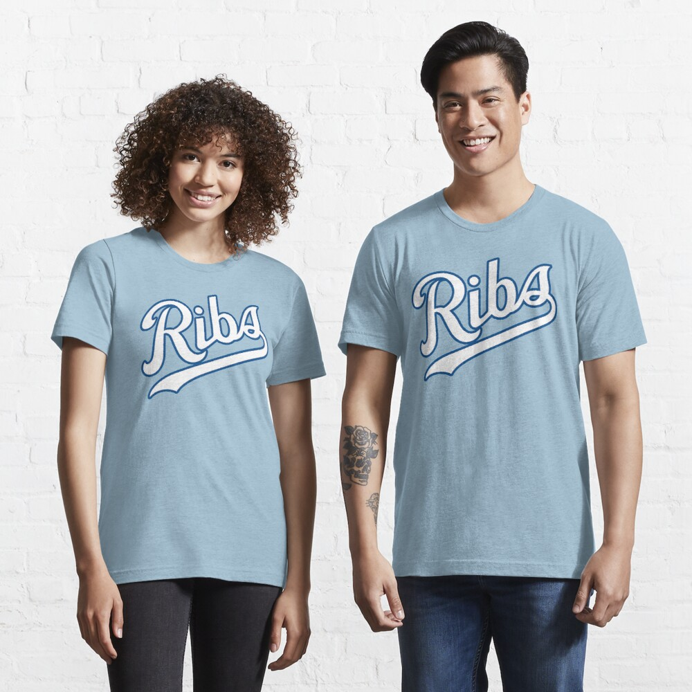 KC Ribs - Powder Blue 2 Essential T-Shirt