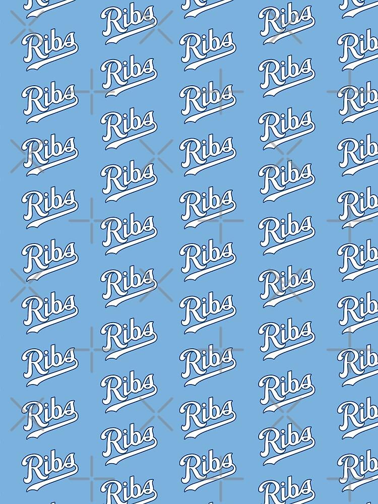 KC Ribs - Powder Blue 2 by SaturdayAC