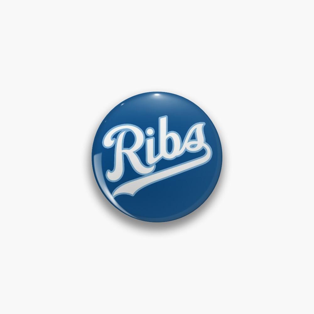 KC Ribs - Blue 2 Pin