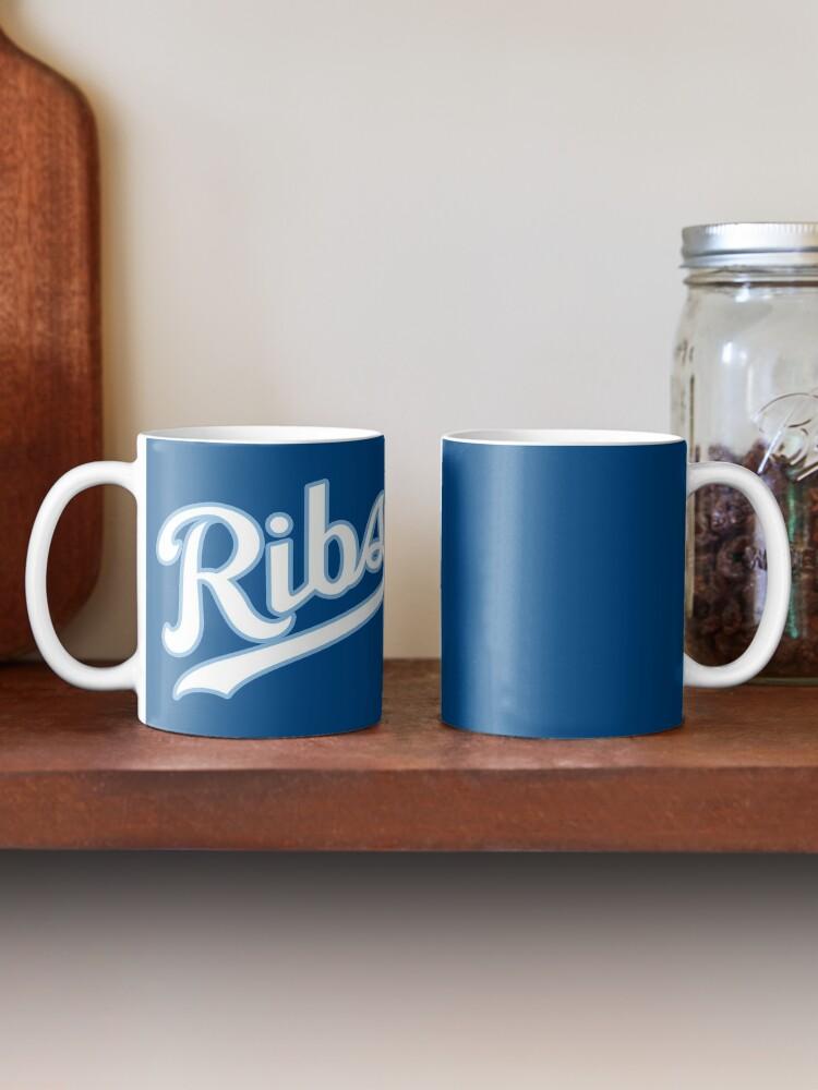 Alternate view of KC Ribs - Blue 2 Mug
