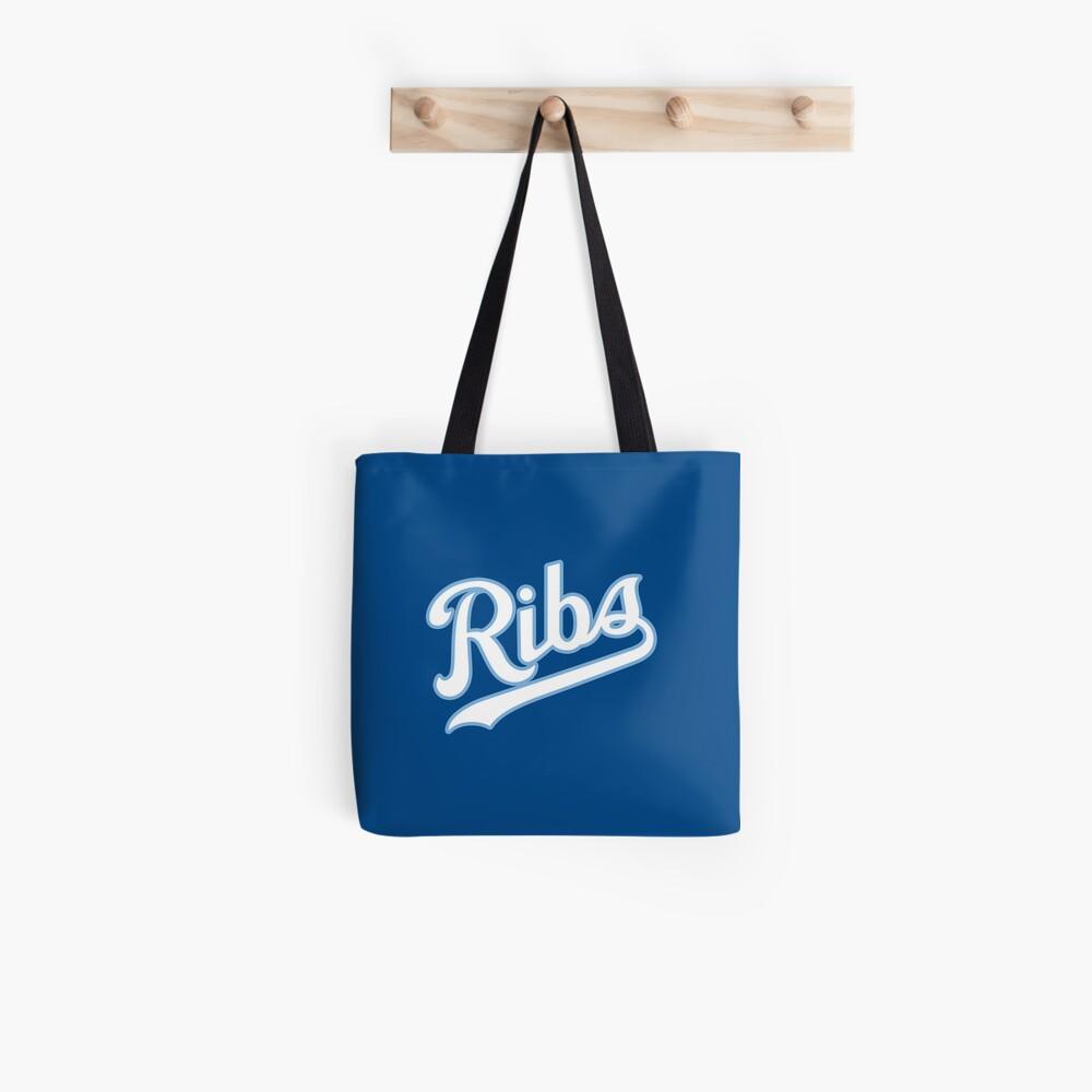 KC Ribs - Blue 2 Tote Bag
