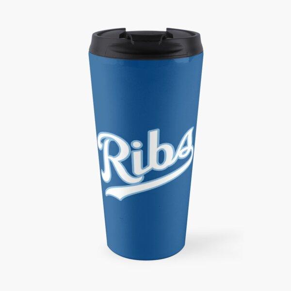 KC Ribs - Blue 2 Travel Mug