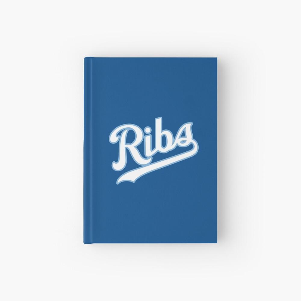 KC Ribs - Blue 2 Hardcover Journal