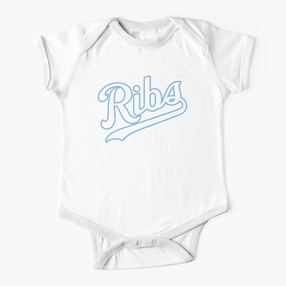 KC Ribs - Blue 2 Baby One-Piece