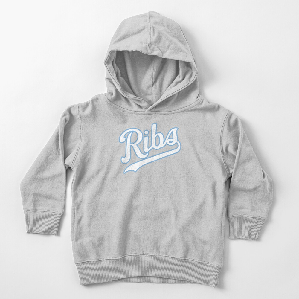 KC Ribs - Blue 2 Toddler Pullover Hoodie