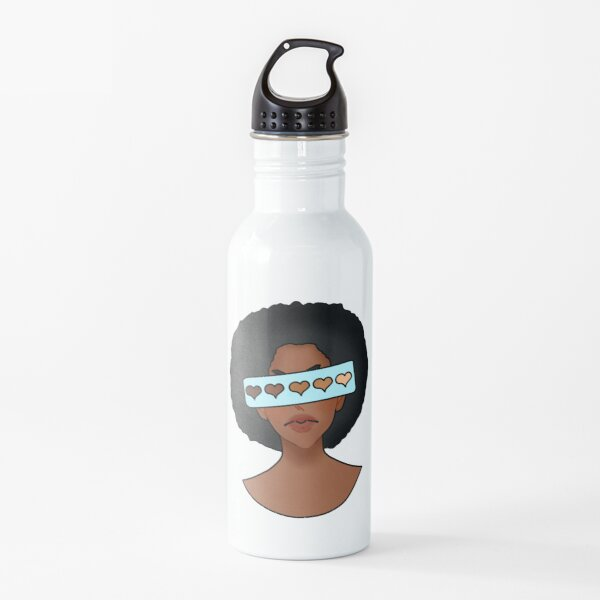Equality Hearts Water Bottle