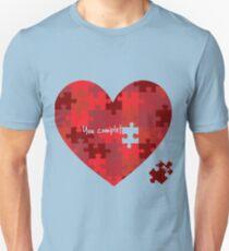 love 2 T-Shirt