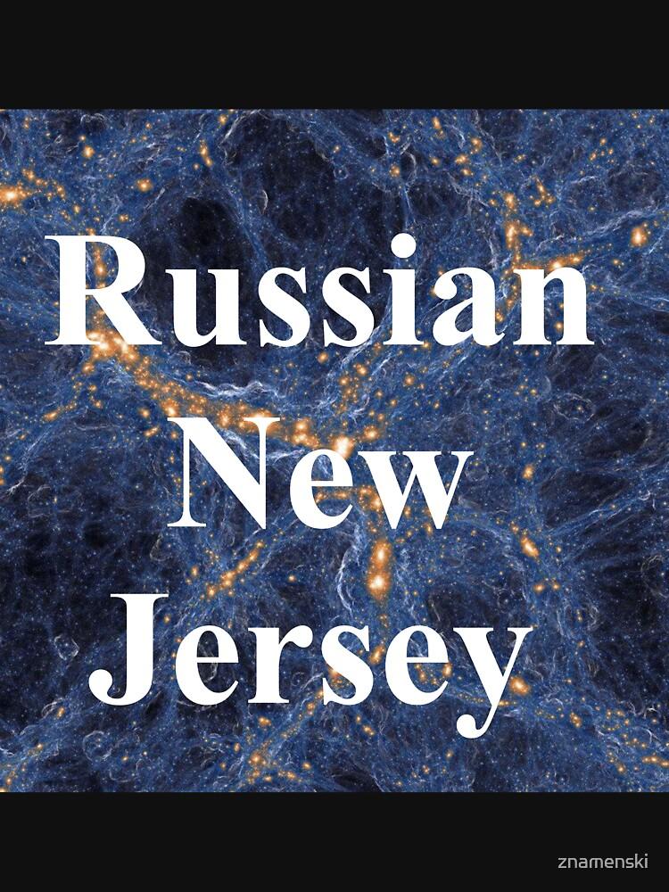 Russian New Jersey by znamenski