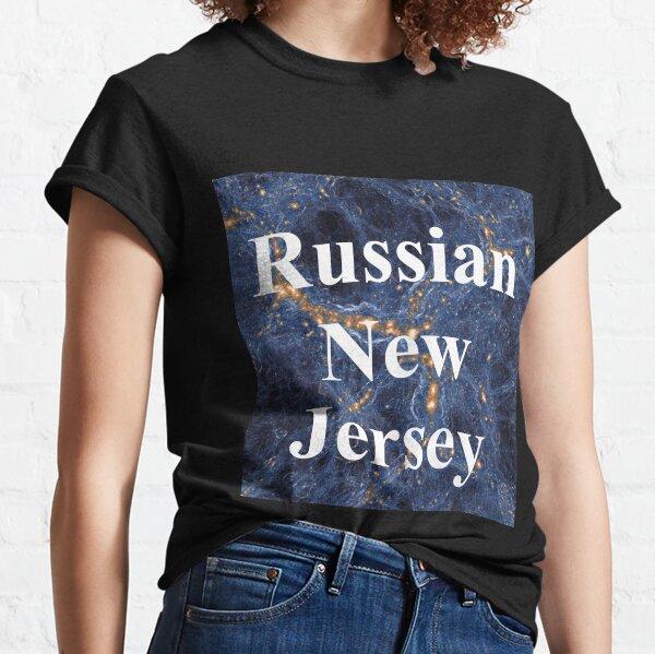 Russian New Jersey Classic T-Shirt