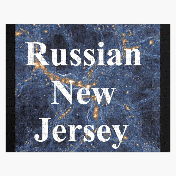 Russian New Jersey Jigsaw Puzzle