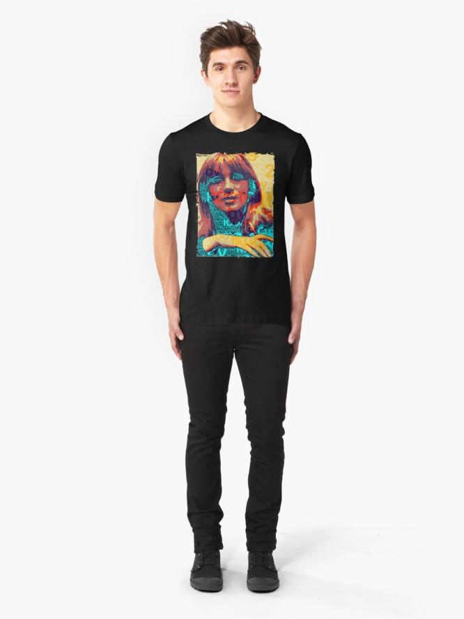 Alternate view of Nico Icon 3 Slim Fit T-Shirt
