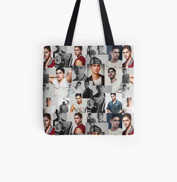 Hero Fiennes Tiffin// Super Dry All Over Print Tote Bag