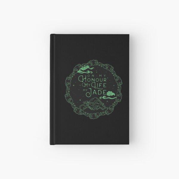 Clan Oath - Jade Hardcover Journal