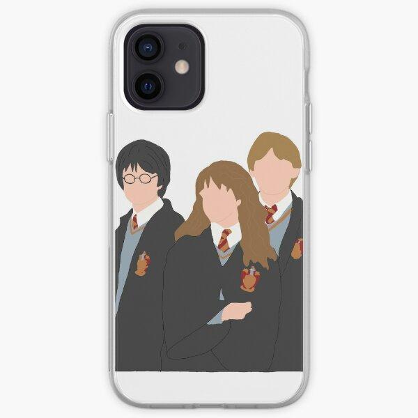 the trio  iPhone Soft Case