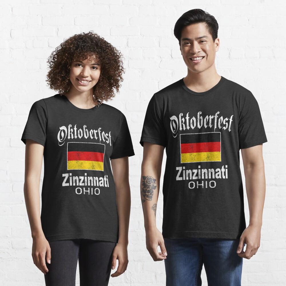 Oktoberfest Zinzinnati Essential T-Shirt