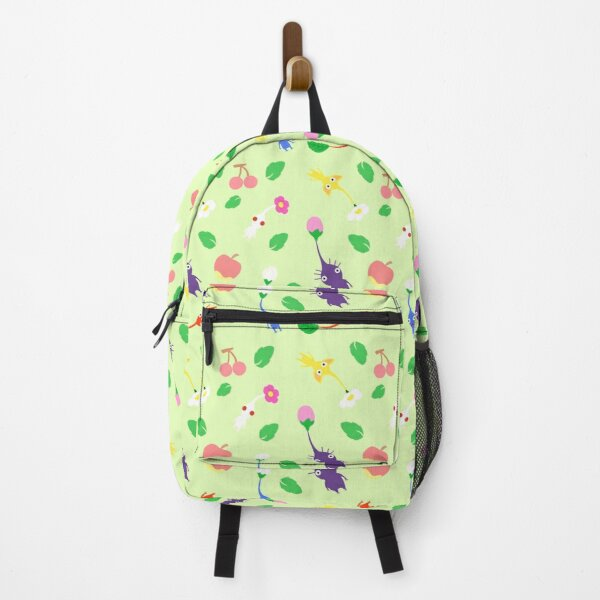 cute pikmin pattern Backpack