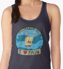 Spongebob's Gym Women's Tank Top