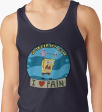 Spongebob's Gym Tank Top