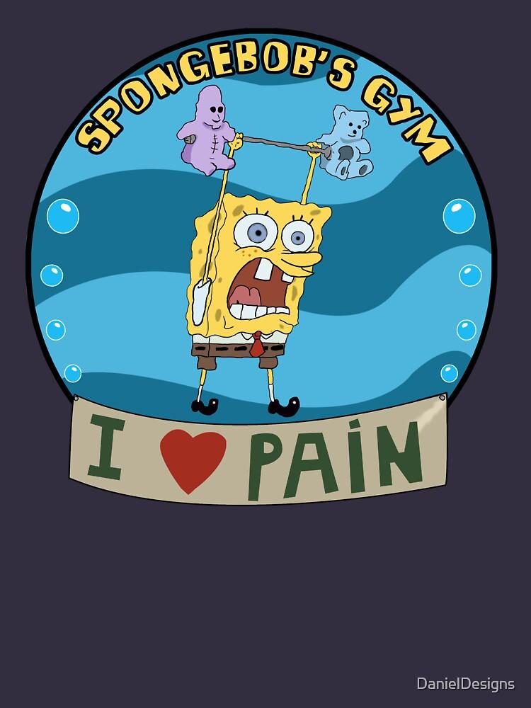 Spongebob's Gym by DanielDesigns